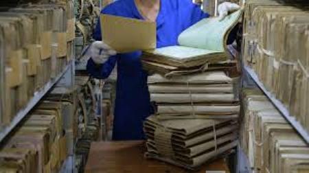 приёма и обеспечения сохранности документов8551257